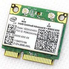 Intel Wifi/Wimax Link 6250 ANX wireless mini card IBM Thinkpad 60Y3195 622ANXHMW