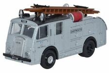 OXFORD DIECAST 76F8005  OO SCALE Dennis F8 Devon Fire Brigade