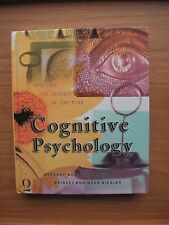 text books:COGNITIVE PSYCHOLOGY GREGORY ROBINSON- RIEGLER