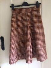Vintage Handmade Tweed Skirt Size 8