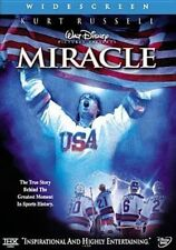 Miracle 0786936231939 With Kurt Russell DVD Region 1