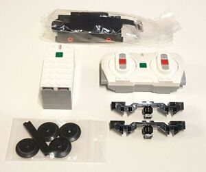 LEGO Powered Up Train Motor Hub Remote Controller Wheels 88009 88010 88011 New