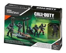 Mega Construx Call of Duty Night Ops Blackout Squad Building Kit DXB61