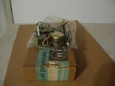 Motorola Cassette radio player guts motor part NOS 60s 70s ? Mopar ? GM? Ford ?
