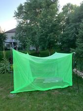 Full Queen King Size Bedroom Mosquito Net Mesh Curtain