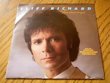 "CLIFF RICHARD - TRUE LOVE WAYS  7"" VINYL PS"