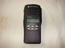 Motorola HT1250 NEW Limited Keypad Housing Black VHF-UHF