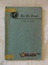 Antique John Cecil Holm 1943 WW2 Best Foot Forward Three Act Comedy Play Script