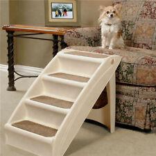 Folding Plastic Lightweight Dog Pet Stair Ramp