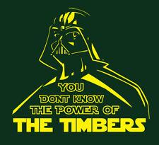 Darth Vader Portland Timbers shirt Star Wars MLS Soccer Football RCTID Valeri