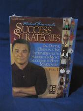 Michael Thurmond's Success Strategies Vol. 1  Body Makeovers INSPIRATIONAL CD!!