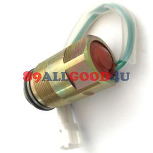 Solenoid 2436U1453S11 without Adjusting Screw for Kobelco Excavator SK200-3