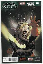 Captain Marvel #14 The Black Vortex Chapter 11 NM (2015) Marvel Comics