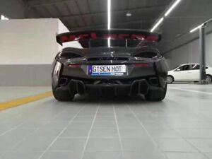 Mclaren 570s GT4 wing carbon fiber