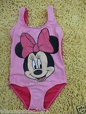BNWT Minnie Mouse Swim Suit Bather Swimwear 12-24M RRP€6