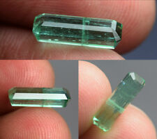 1.20 CRT Transparent  Green Color Panjsher Emerald Huge Nice Cut Gemstone@Afgahn