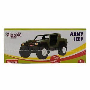 Funskool Giggles Army Jeep