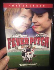 Fever Pitch DVD, Widescreen Version