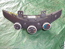 CHEVROLET SPARK 2013 INTERIOR HEATER CONTROLS WITH A/C 95320281