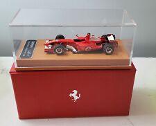 1/43 BBR / IDEA Ferrari F248 Imola GP M. Schumacher 2006 Brown Leather Base