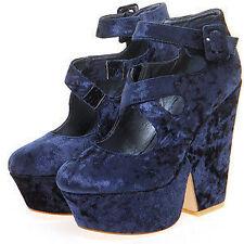 Women's Clubwear Velvet Shoes