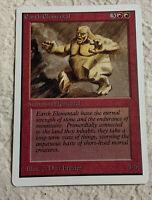 Earth Elemental SP Unlimited 1993 Original Mtg