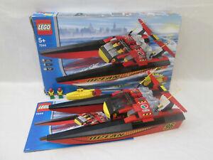 Lego City - 7244 Speedboat