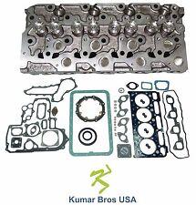 """New Kubota V2203-M """"Complete"""" Diesel Cylinder Head & Full Gasket Set"""