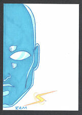 PROJECT SUPERPOWERS (Breygent/2011) SKETCH CARD by RICH MOLINELLI #14/100