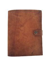 Vintage Mini ipad Kindle Genuine Leather Case Credit Card Passport Holder GF3