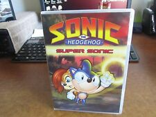 Sonic the Hedgehog: Super Sonic (Dvd Used Very Good) Free Shipping