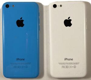 Lot Of Apple iPhones 5c - 8GB - White & Blue (Verizon)