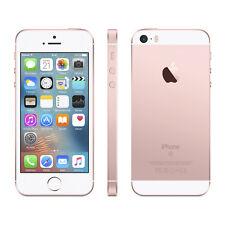 Teléfonos móviles libres rosa Apple iPhone SE con 32 GB de almacenaje