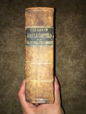The Life of James A. Garfield Our Martyred President by McCabe 1880