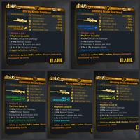 Borderlands 3 | Nimble Sand Hawk | ALL Elements | LVL 60 | Modded | XBOX / PS4