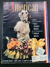 Vintage May 1941 The American Magazine Stories Articles Ads