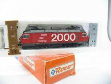 """ROCO 43512 E-LOK SERIE Re 4/4 ROT """"2000"""" der SBB mit DIGITAL DECODER   NH8748"""