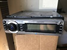 Blaupunkt London MP37 Used In Dash Car Stero AMFM Receiver with CD player