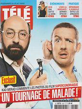 """Kad Merad -Dany Boon"""" Supercondriaque """" TELE POCHE 2507. Michèle Laroque"""
