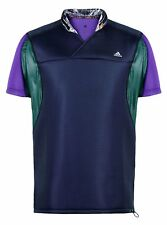 NWT New Adidas by kolor AC3365 3D Knit SS Top Shirt Men's Size S EUR S