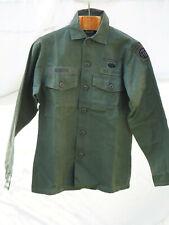 US Utility shirt OG 107 - Small - 1973 Vietnam war