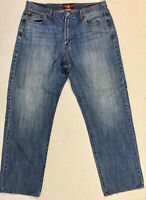 Lucky Brand Mens Jeans 38 X 34 38x34 181 Relaxed Straight Leg