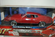 1:18 Ertl FORD MUSTANG MACH 1 James Bond 007 Diamonds Are Forever NUEVO / OVP