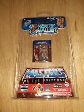 Worlds Smallest Masters Of The Universe He Man Figure