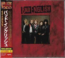 BAD ENGLISH JAPAN 2019 LMT EDT CD - JOHN WAITE - NEAL SCHON - J. CAIN  BRAND NEW