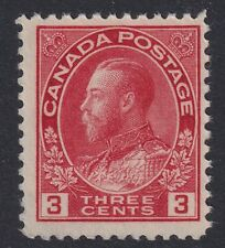 CANADA 1923 MINT NH #109, KING GEORGE V ADMIRAL ISSUE !! R