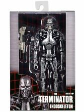 NECA TERMINATOR - T-800 Endoskeleton Action Figure