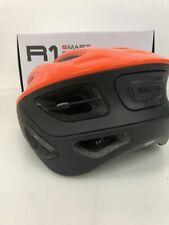 Sena R1 der Smarte Fahrradhelm (Electric Tangerine, Größe L)
