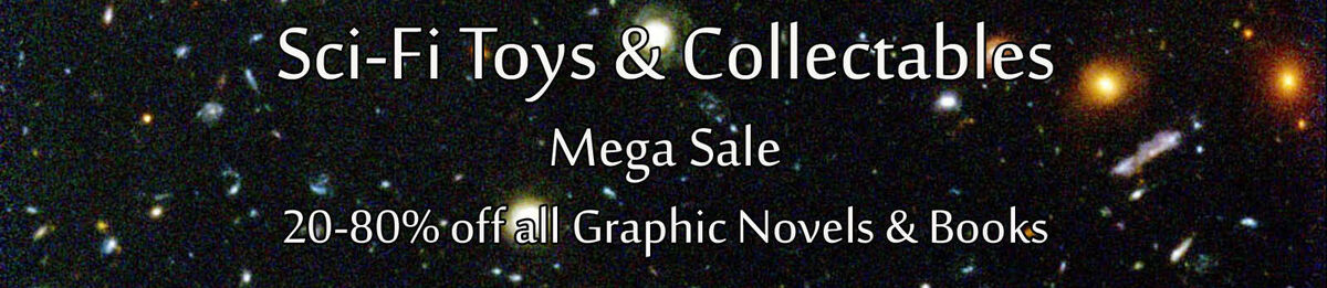 Sci-Fi Toys and Collectables