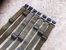 7x ORIG. m-1 Garand/bm-59 Tracolla Cinghia * di proprietà militare * anche per Thompson MP!
